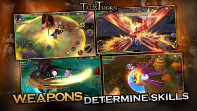 Screenshot 2 Tales of Thorn?Global