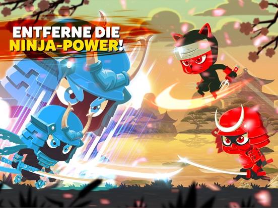 Screenshot 1 Ninja Dash - Ronin Jump RPG