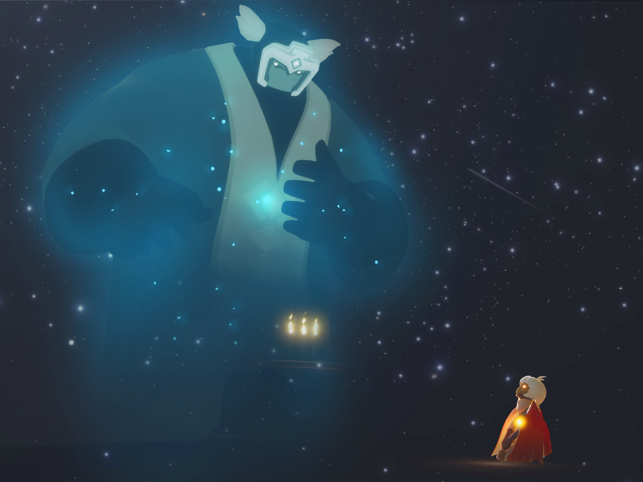 ‎Sky: Children of the Light Screenshot
