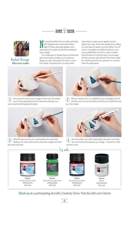 docrafts Creativity Magazine screenshot-3
