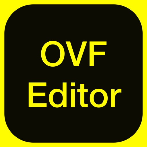 OVF Editor