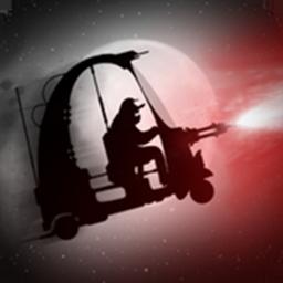 Ícone do app Samosa : Runner Gunner