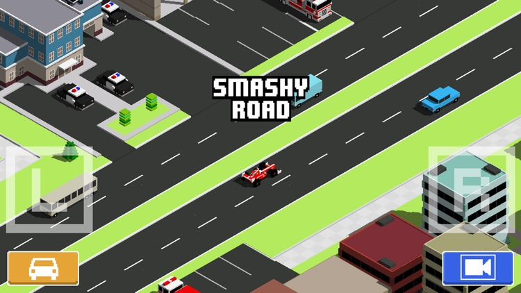 Smashy Road: Wanted screenshot-0