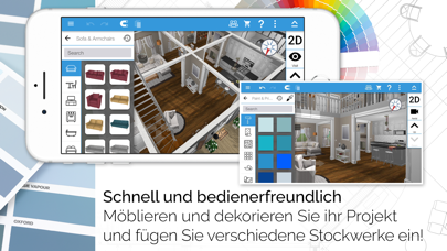 Home Design 3DScreenshot von 3