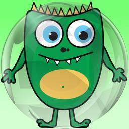 Toddler Monster Pop