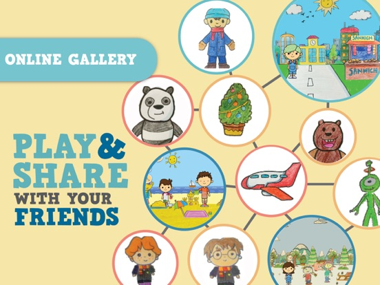 Lila's World:Create Play Learn screenshot 19