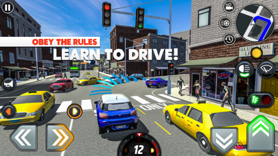 Car Driving School Simulatorのおすすめ画像1