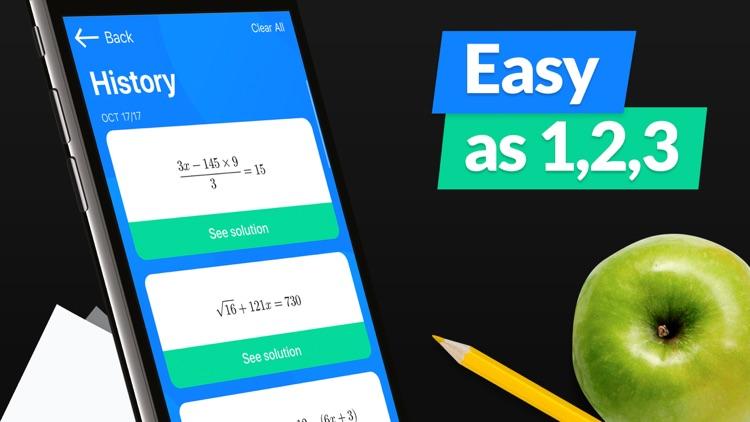 SnapCalc - Math Problem Solver screenshot-6