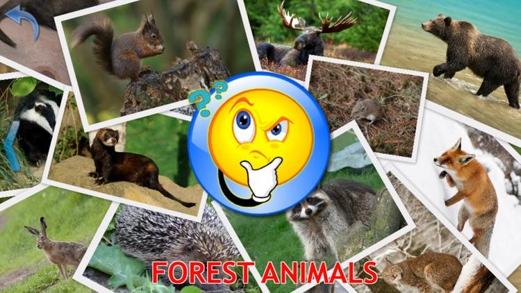 Animals for Kids, toddler game screenshot-4