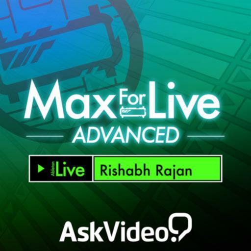 Max Advanced Course for Live 9