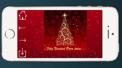 Tarjetas de Navidad año nuevoCaptura de pantalla de2