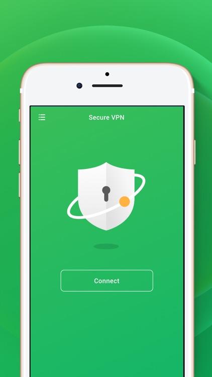 VPN - Secure Fast VPN Proxy screenshot-3