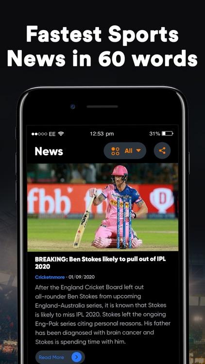 SportsTiger Cricket Live Score screenshot-6
