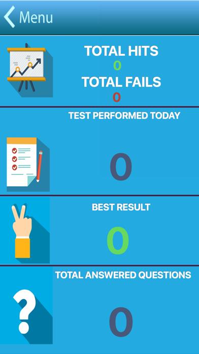 Pharmacology Test screenshot three