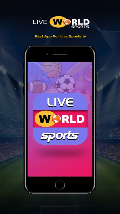 Live World Sports screenshot-0