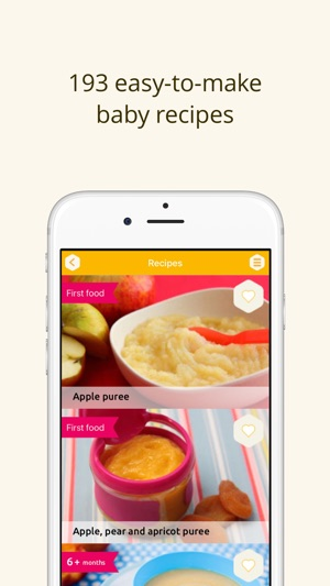 Baby weaning and recipes on the app store forumfinder Choice Image
