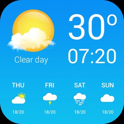 Weather app - Weather forecast