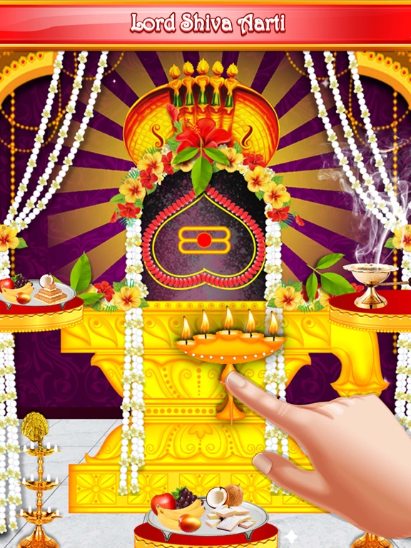 Lord Shiva Virtual Temple | Apps | 148Apps