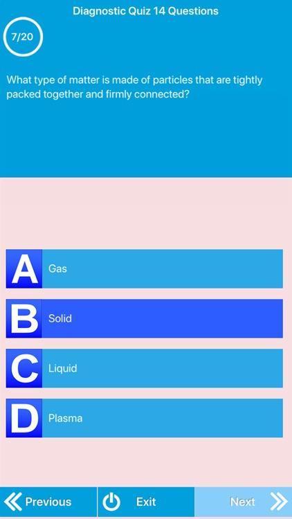 High School Chemistry Quizzes screenshot-8