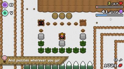 Screenshot from Stories of Bethem - Full Moon