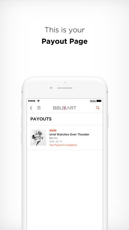 BBuzzArt for Art Lover, Artist screenshot-4