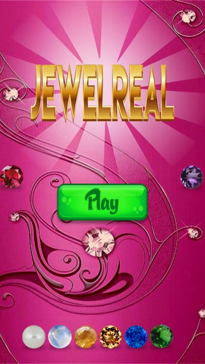 Jewelreal new match 3 games