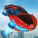 Extreme Flying Car Transporter