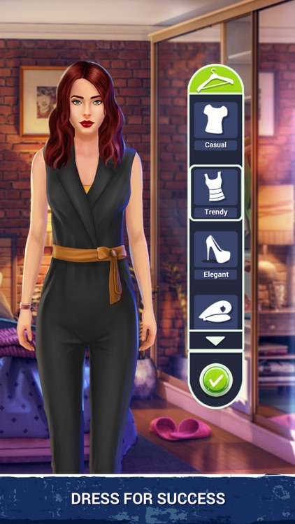 Detective Love Choices Games screenshot-3