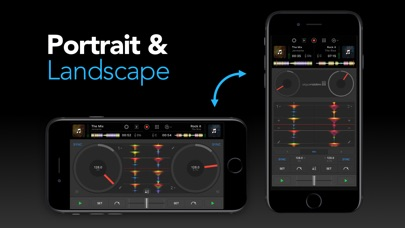 download djay Pro para iPhone apps 2