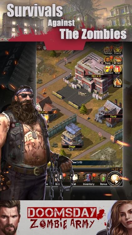 Doomsday:Zombie Army screenshot-3