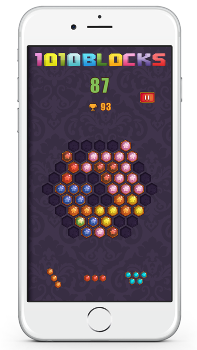 Block 1010 Puzzle Game screenshot 5