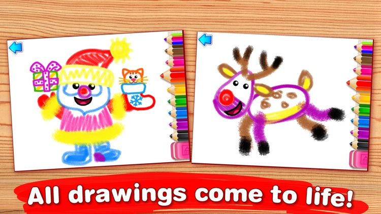 DRAWING for Toddlers Kids Apps screenshot-2