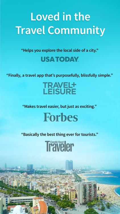 TripScout - City Trip Planner screenshot-4