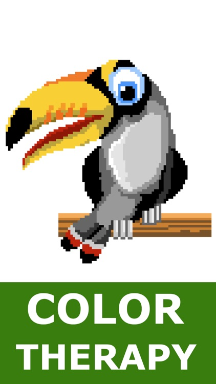 Color By Number :  Pixel Art