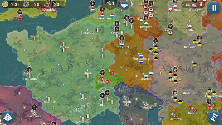 European War 6: 1804 screenshot-3