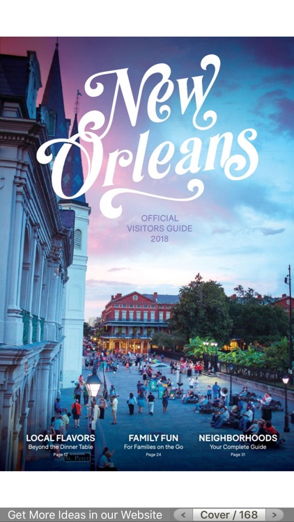 New Orleans Visitors Guide
