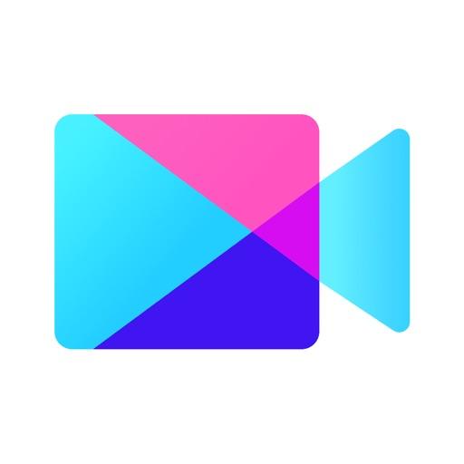 YouCam Video :動画用メイク加工・髪色チェンジ