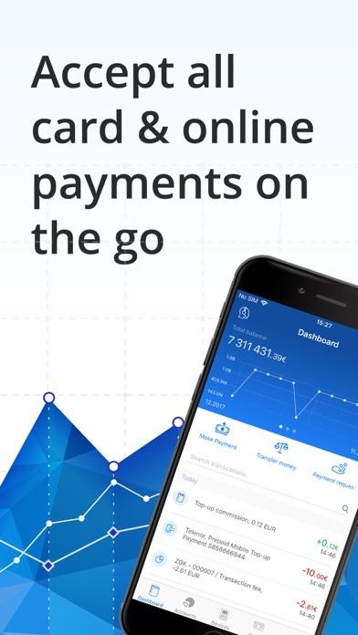 Screenshot #1 pour myPOS - Tous les paiements