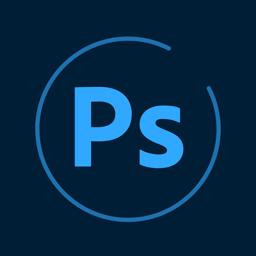 Ícone do app Photoshop Camera: Editar Fotos