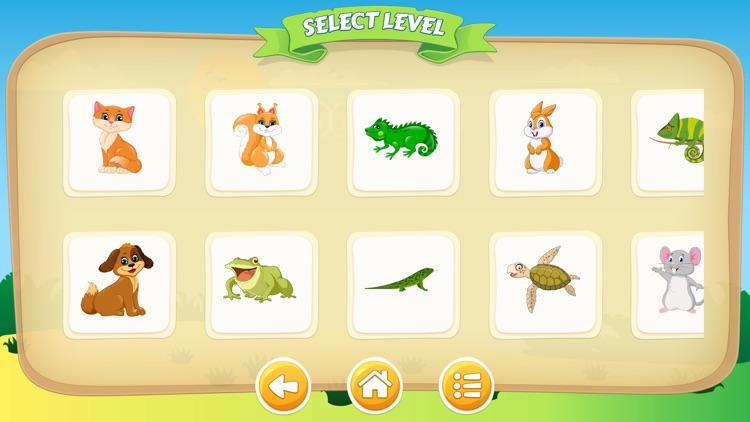 Animals - Kids Learning Games screenshot-0