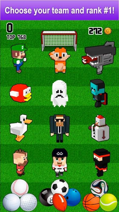 Football Fan - Run Team Run! Скриншоты3