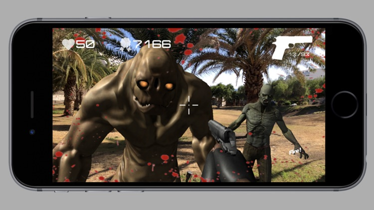 Zombie Attack AR In Reality screenshot-6