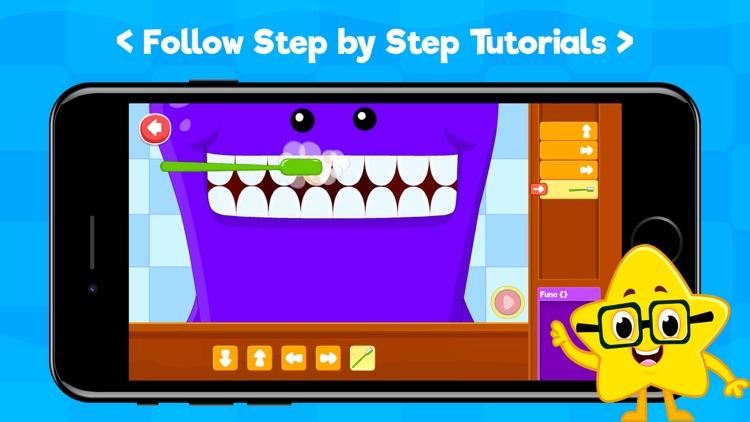 Coding Games - School Version screenshot-6