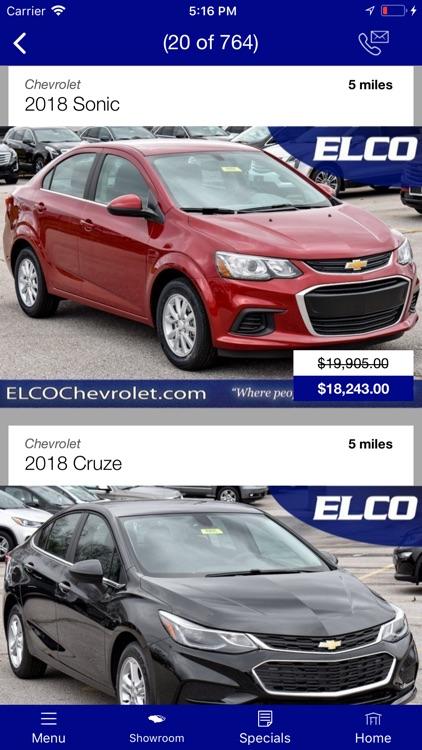 Elco Chevrolet Cadillac Mlink By Dealerapp Vantage