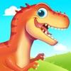 ダイナソーパーク–子供向け恐竜ゲーム - iPadアプリ