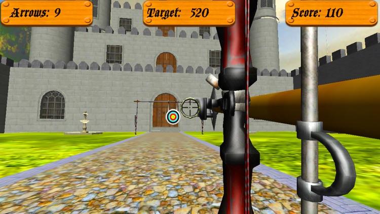 Royal Archery King 3D screenshot-5