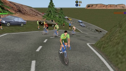 Ciclis 3D Lite - Cycling gameのおすすめ画像2