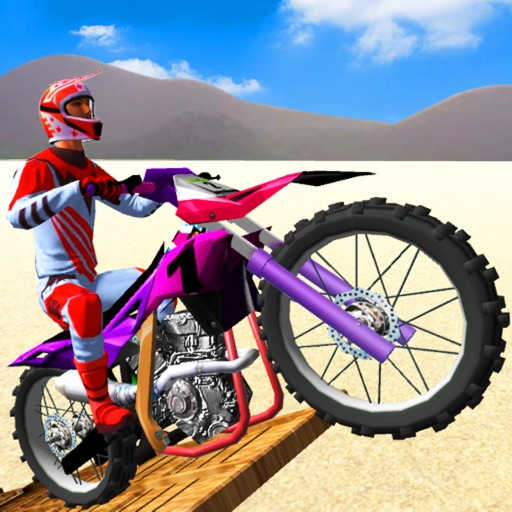 Beach Bike Stunt Champion