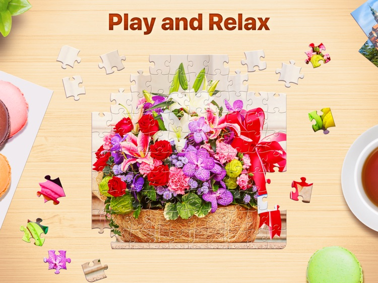 Jigsaw Puzzles – Puzzle Game screenshot-4