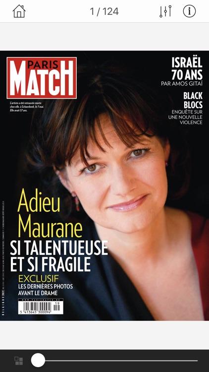 Paris Match Belgique screenshot-6